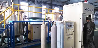 远航工业炉浅析实验炉的操作和调节比