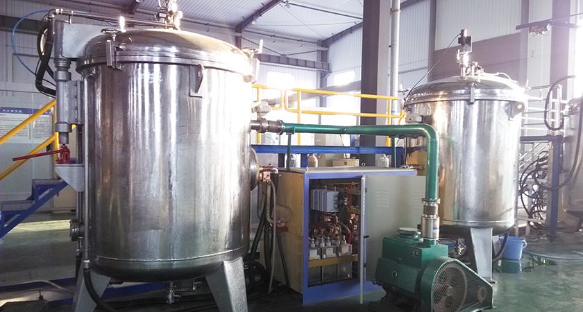远航工业炉解析石墨化炉及高温炉的中频感应电源常见故障与维修
