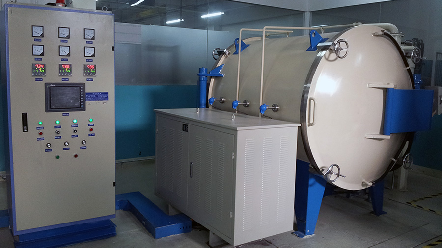 高温碳化炉