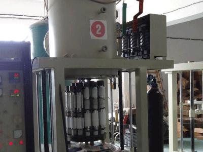 立式真空钎焊炉