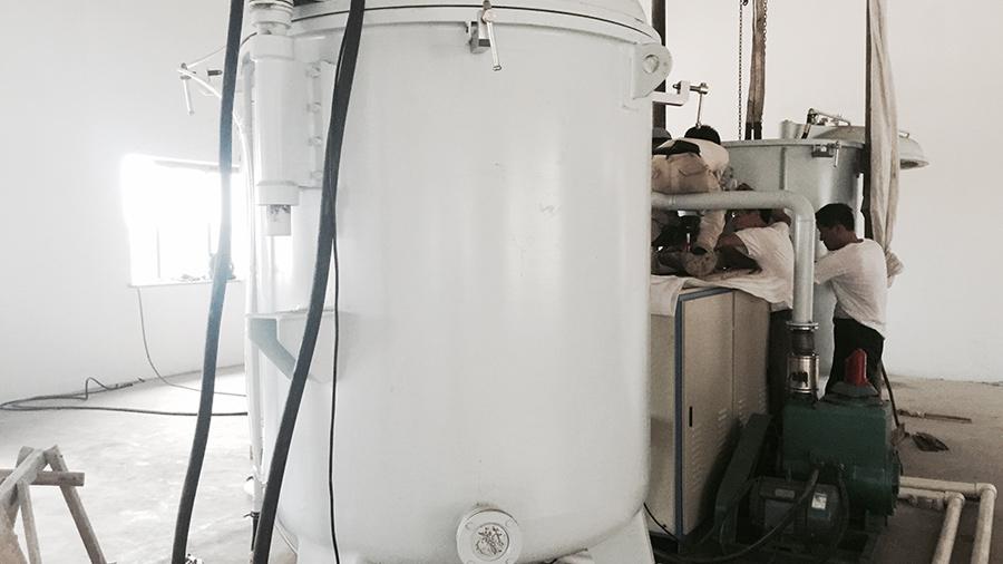 立式高温石墨化炉