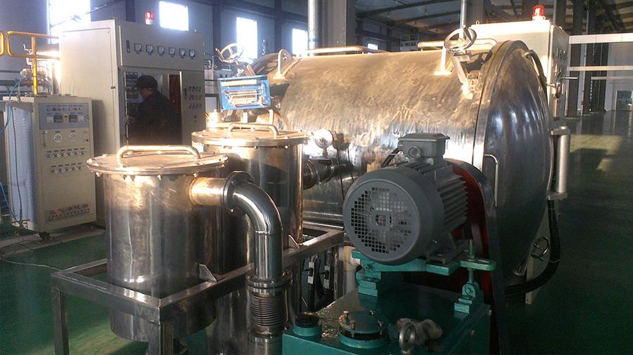 高真空高温碳化炉