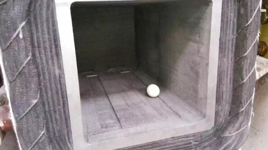 方形高温石墨化炉