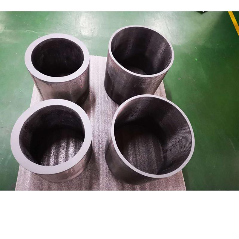 代理碳纤维复合硬毡炉体保温材料供应 高效专业的硬毡保温桶/板材