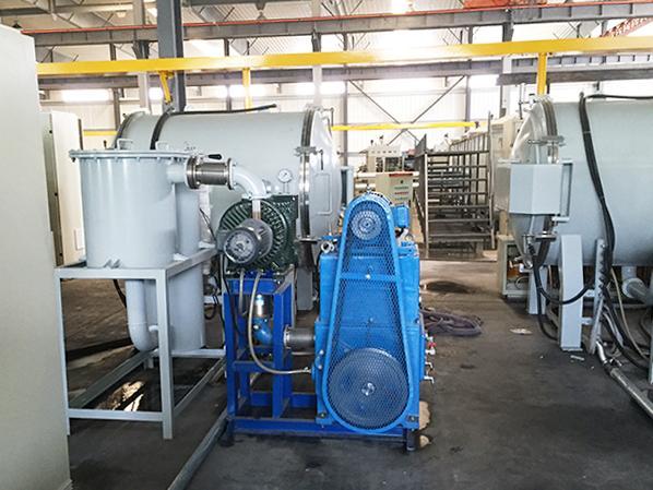 厂房设备现场生产