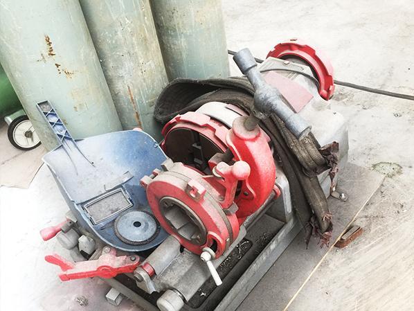 电动套丝机设备