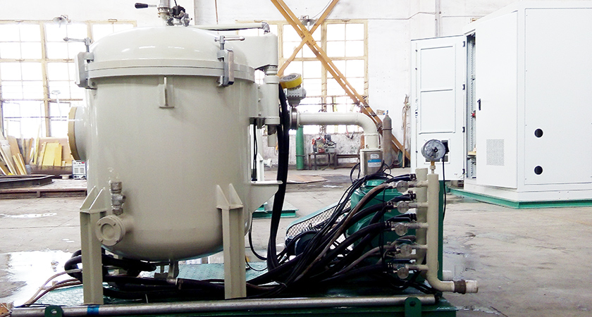 远航工业炉浅析高温实验炉的冷却系统如何选择
