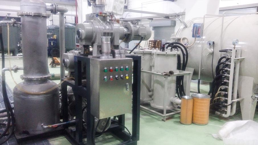 某重点科研单位连续碳化硅纤维高温碳化炉解决方案