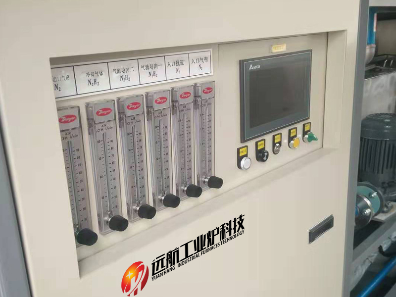 VC超薄液冷散热板专用连续式钎焊烧结炉