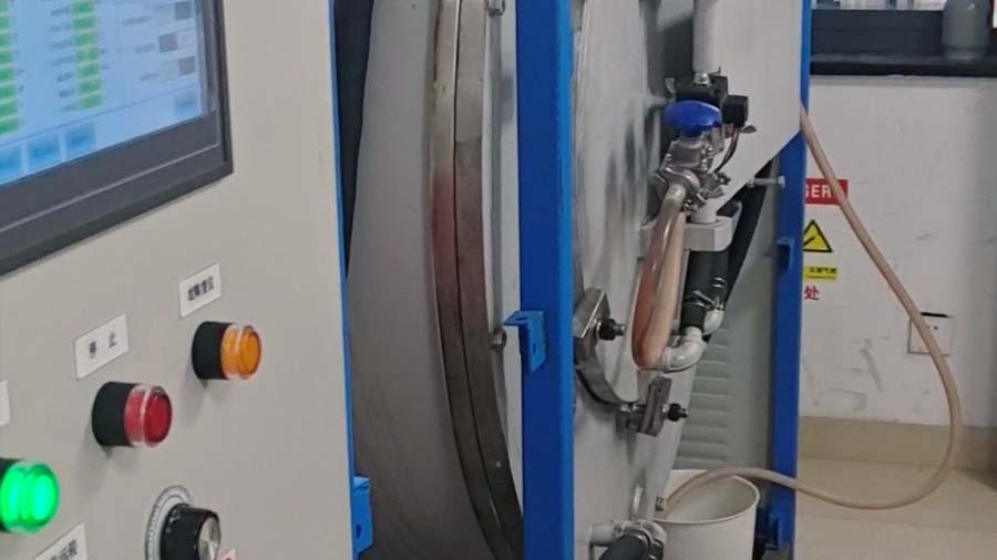 碳纸加热设备