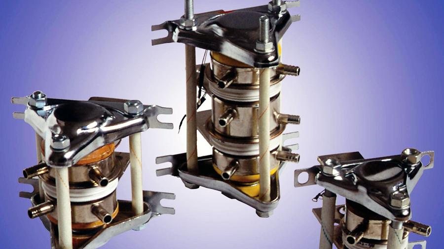 可控硅水冷硅套散热器