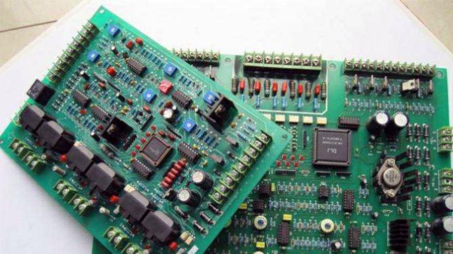 中频电源控制主板