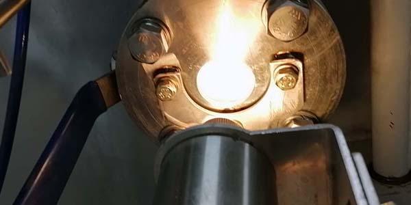 石墨化炉的碳材料石墨化温度
