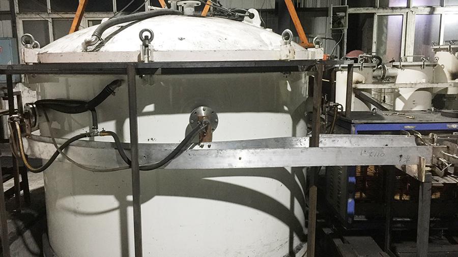 石墨毡碳化炉