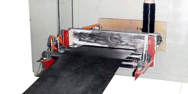 碳纸碳布连续化生产炭化及石墨化温度的设置