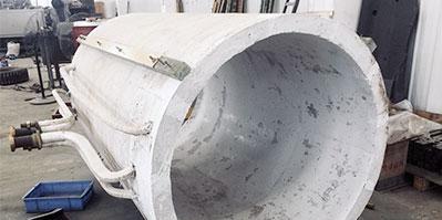 石墨化炉中频线圈